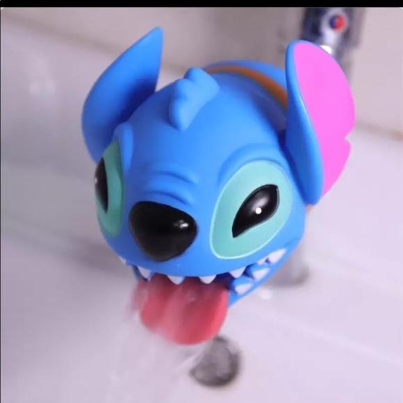 Disney Stitch Faucet Extender